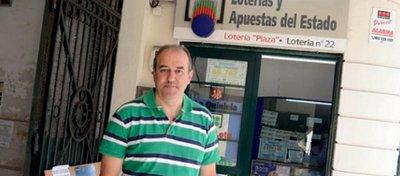 Manuel Rejia espera cobrar al fin el millonario premio. Foto: El Diario del Juego.