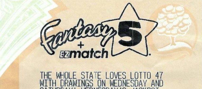 Gana la lotería con el dinero suelto que le quedaba en el bolsillo