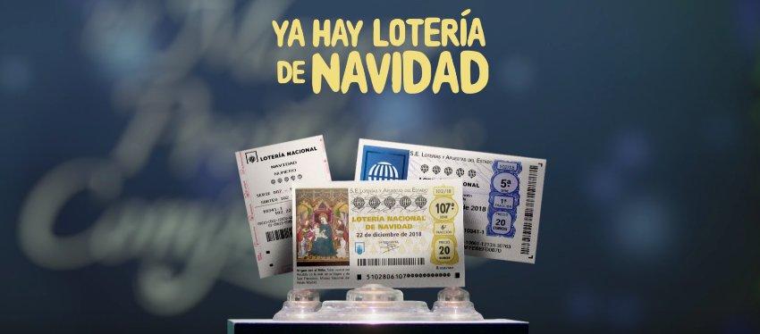 """La ilusión de la Lotería de Navidad ha vuelto con el """"souvenir de la suerte"""""""