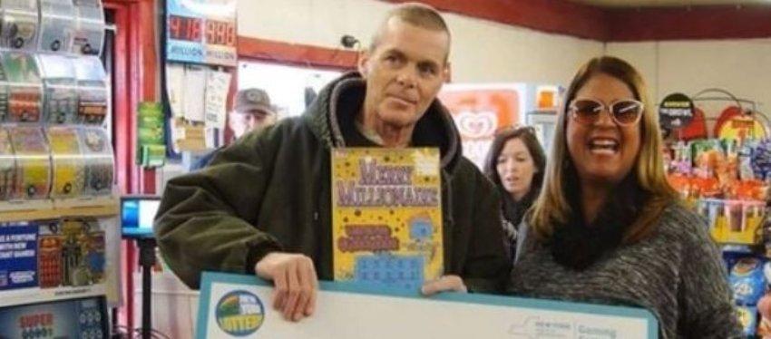 La triste historia de un hombre que ganó la lotería y murió tres semanas después