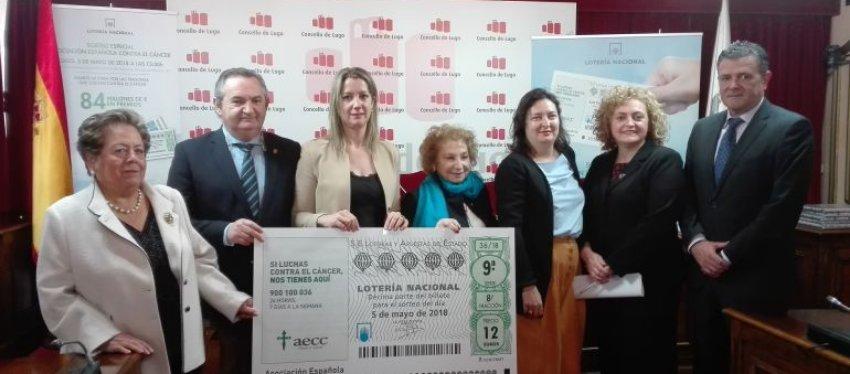 Presentación del sorteo el pasado viernes. Foto: Cadena Ser.