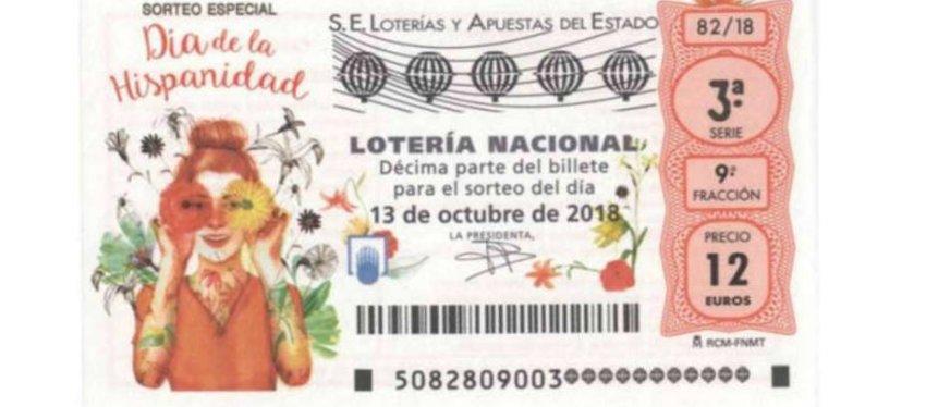 Lotería Nacional repartirá 84 millones de euros por el Día de la Hispanidad