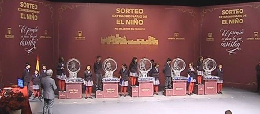 05.685, el primer premio de El Niño