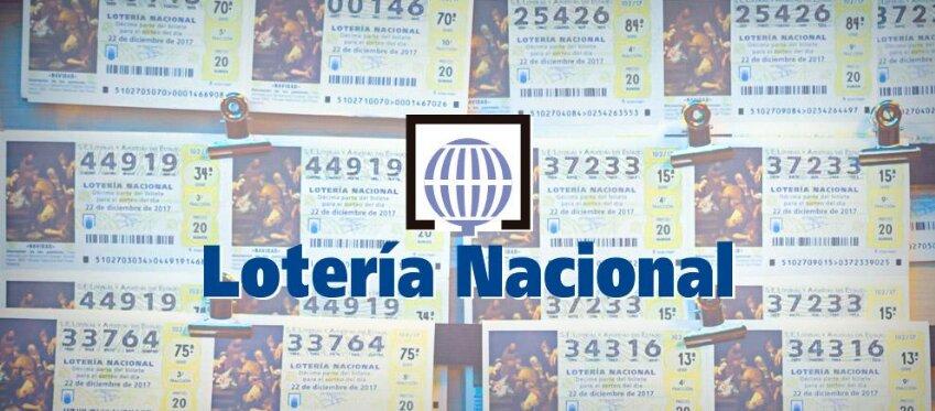 El primer premio de Lotería Nacional, muy repartido por toda España