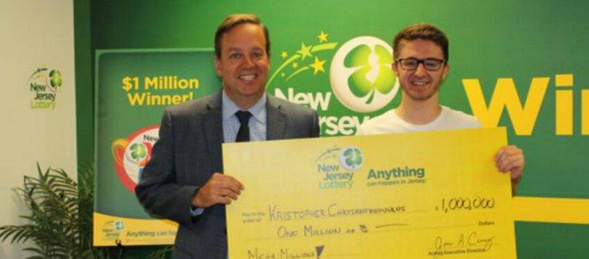 Un joven de 20 años gana un millón de dólares cuando buscaba trabajo