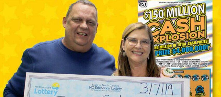 Terry Splawn ganó la lotería dos veces en dos años.