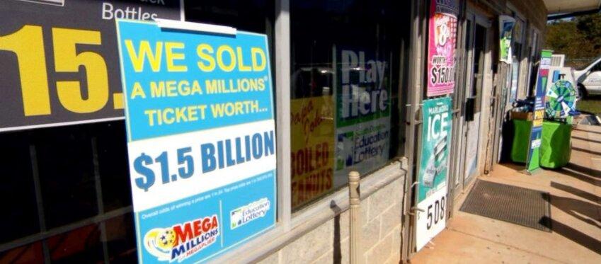 El establecimiento donde se vendieron los 1.500 millones de dólares.