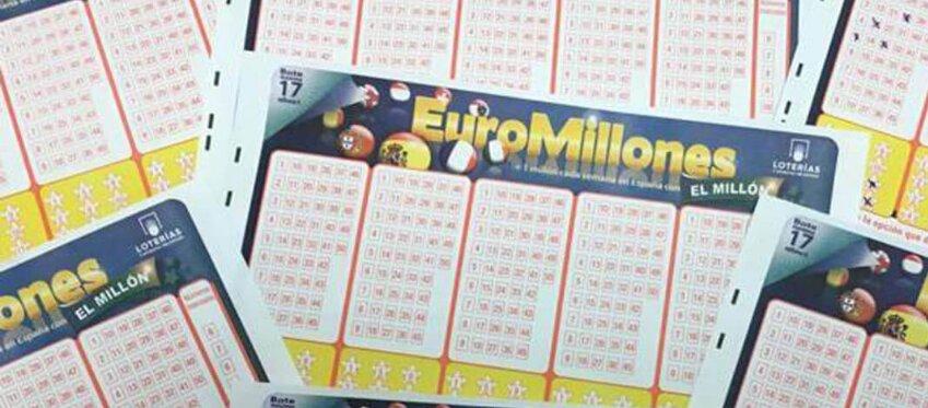 Dos premios de segunda categoría de Euromillones caen en Valencia y Segovia