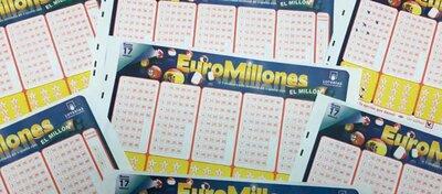 Validado en Madrid un boleto de Euromillones premiado con 257.998 euros