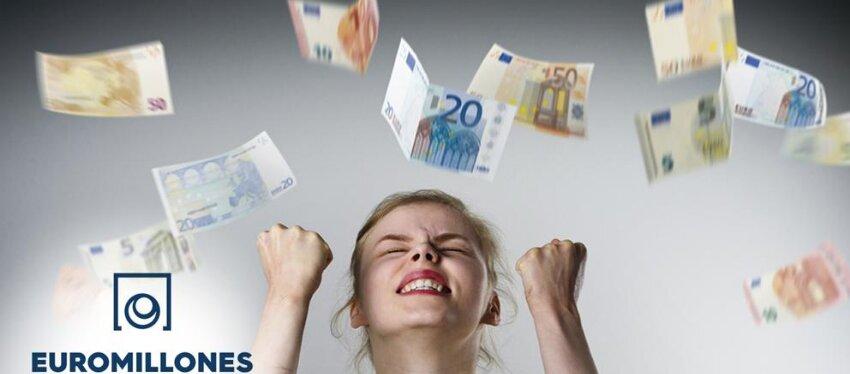Cae en Madrid un premio de Euromillones de 677.562 euros