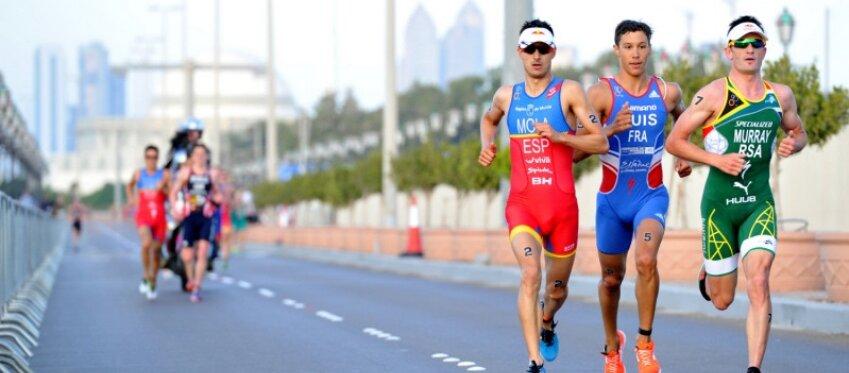 Loterías muestra su apoyo al ciclismo y triatlón español. Foto: Triatlonweb.