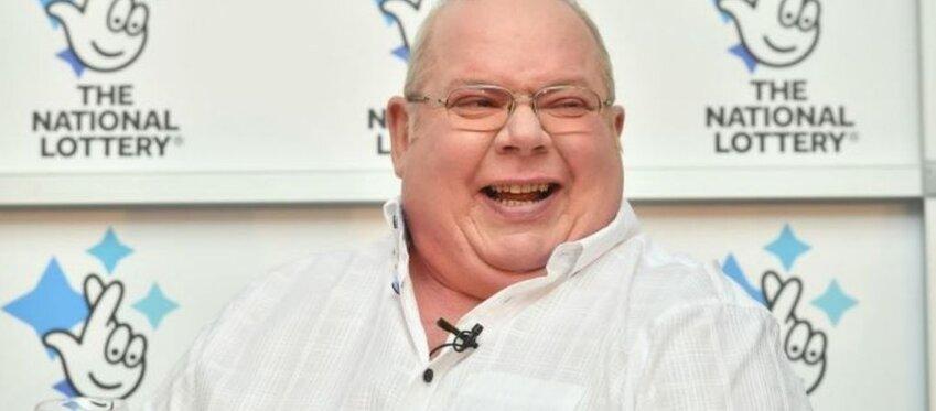 Ade Goodchild, ganador de los 83 millones de Euromillones. Foto: BBC.