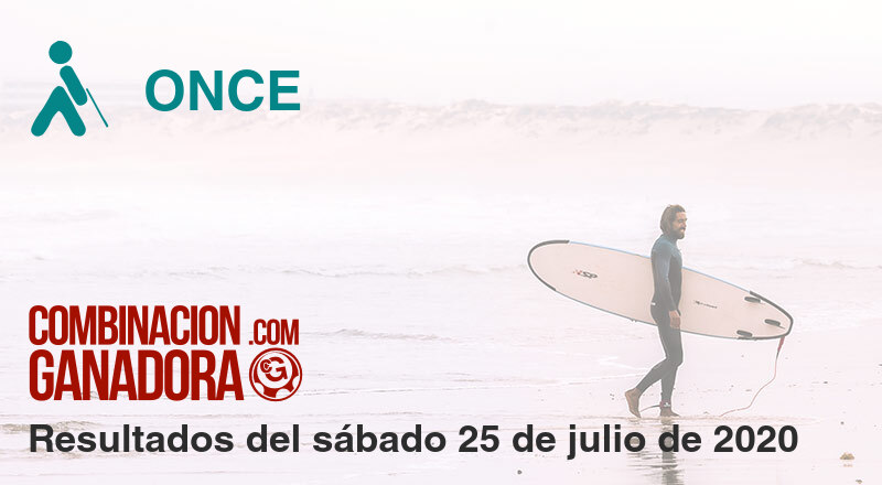 ONCE del sábado 25 de julio de 2020