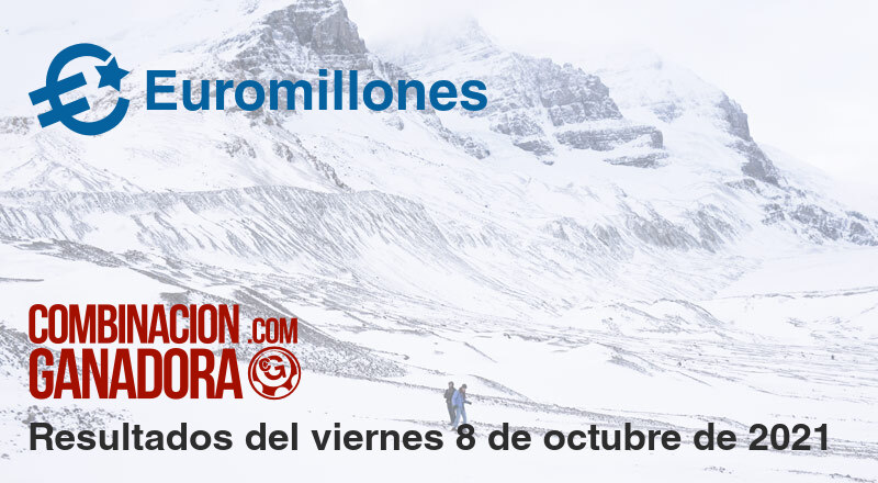Euromillones del viernes 8 de octubre de 2021