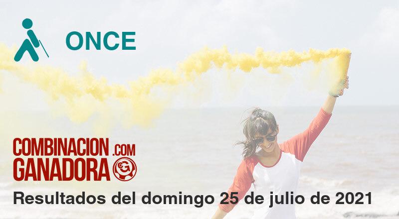 ONCE del domingo 25 de julio de 2021