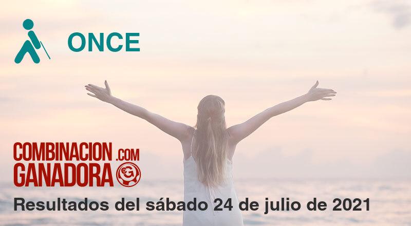 ONCE del sábado 24 de julio de 2021