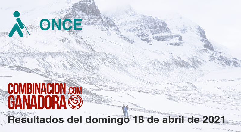 ONCE del domingo 18 de abril de 2021