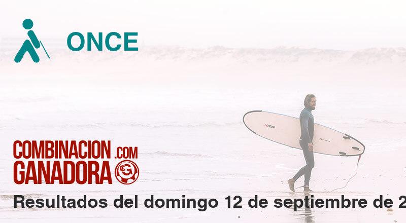 ONCE del domingo 12 de septiembre de 2021