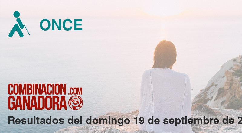 ONCE del domingo 19 de septiembre de 2021