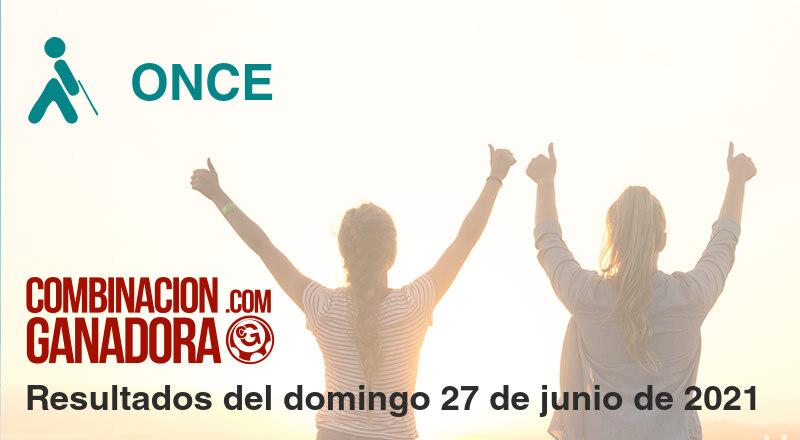 ONCE del domingo 27 de junio de 2021