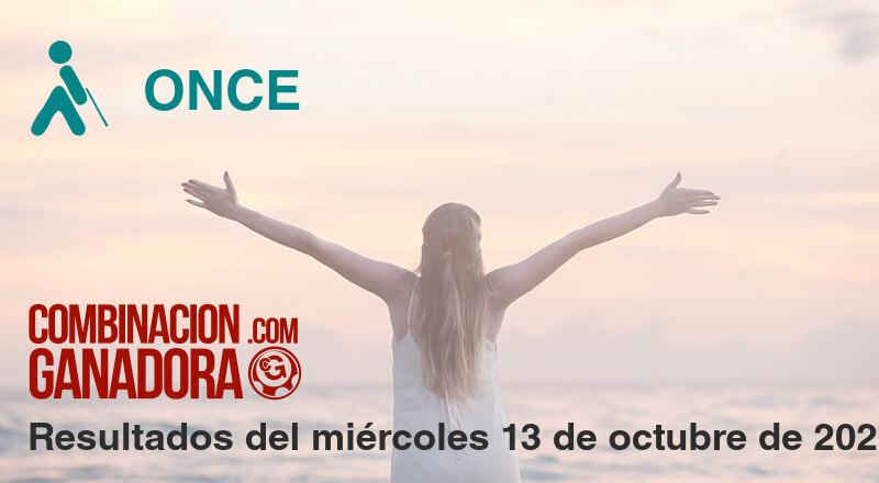ONCE del miércoles 13 de octubre de 2021