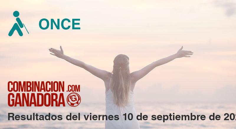 ONCE del viernes 10 de septiembre de 2021