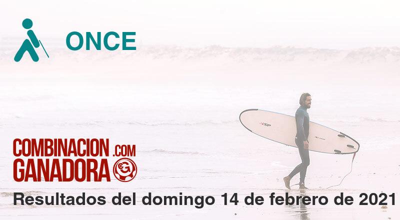 ONCE del domingo 14 de febrero de 2021