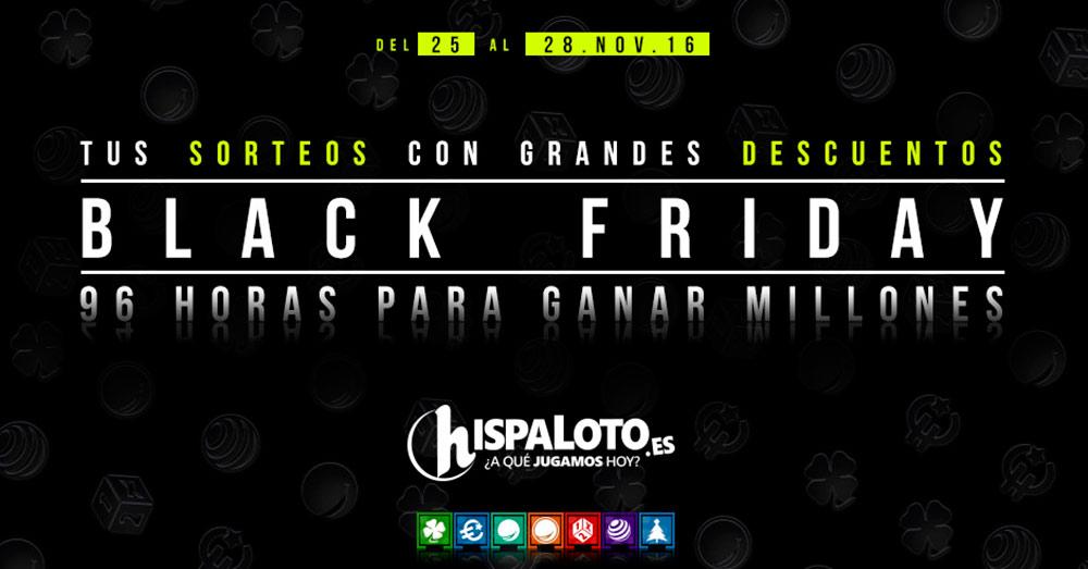 Black Friday Hispaloto