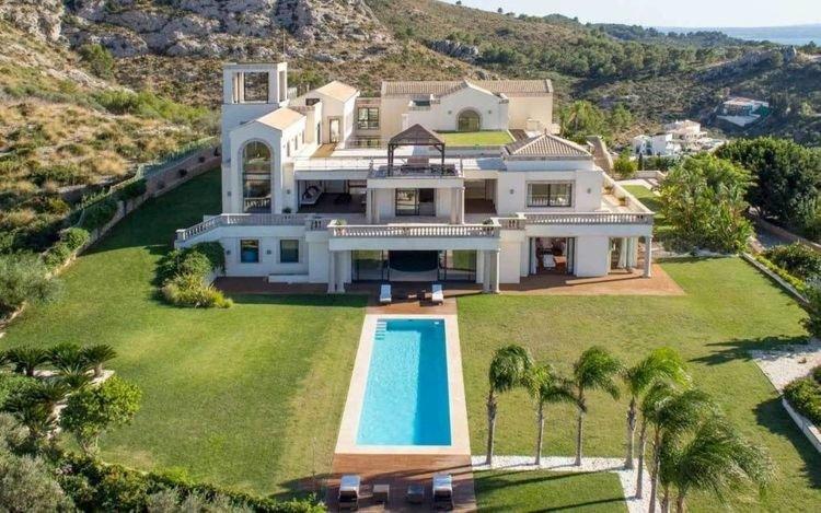 En Baleares se encuentra la segunda casa más cara de España.