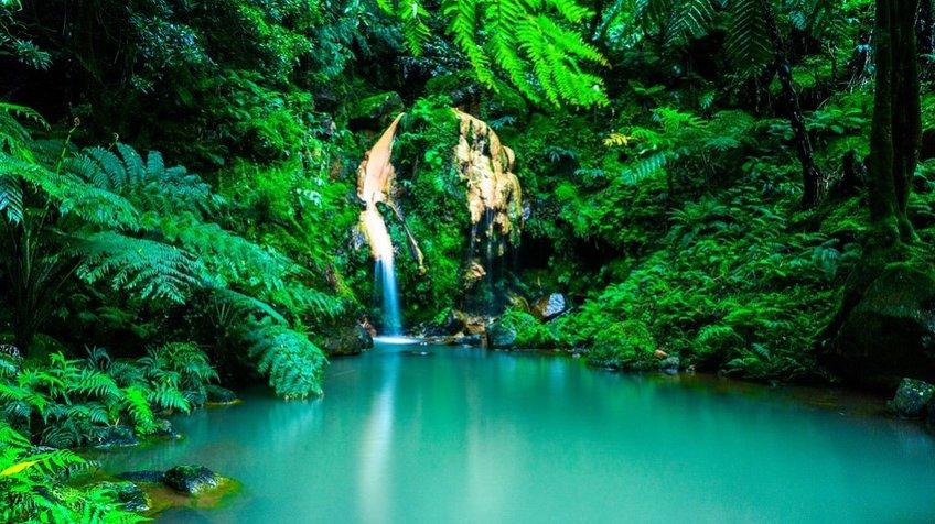 Azores, una de las maravillas del Atlántico