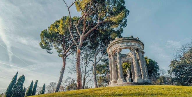 Parque El Capricho es uno de los más bonitos de Madrid