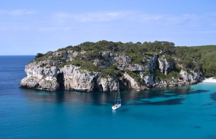 Villa en Menorca para unas vacaciones de lujo