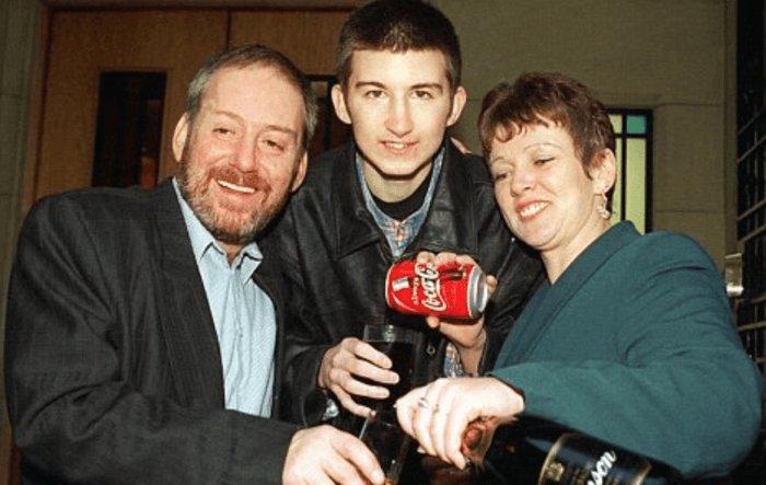 Stuart Donnelly gana la lotería con 17 años