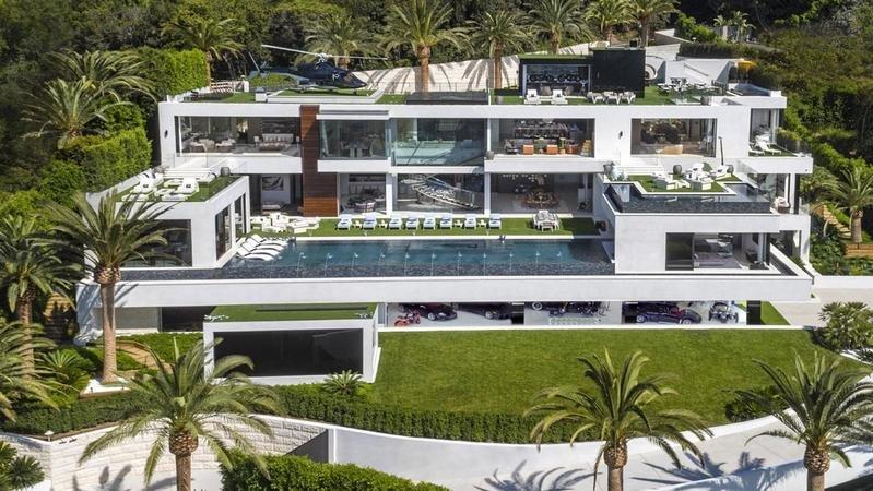 Los Angeles encabeza el ranking con esta mansión.