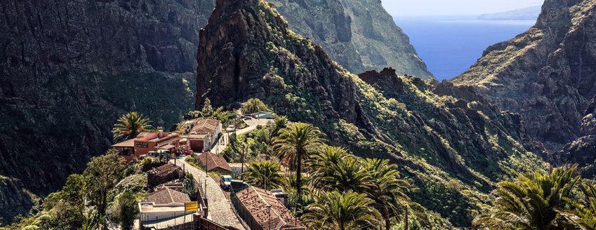 Masca en Tenerife es un destino para amantes de la aventura y el senderismo
