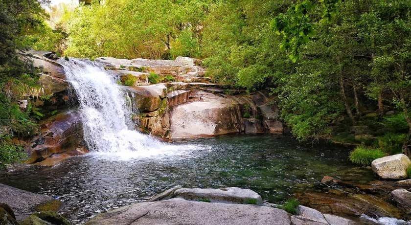 Las pozas naturales de Galicia son un lugar de lujo