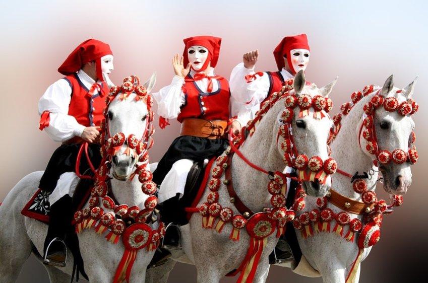 Carnaval de Oristano de Startiglia