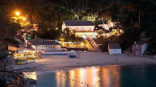 El Mar i Vent, parador de lujo en la Costa Brava.