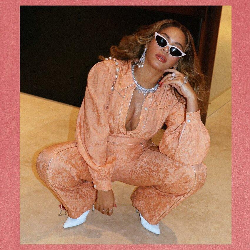 Lujos de Beyoncé