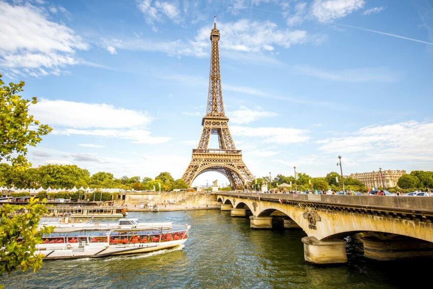 viaje de lujo a París