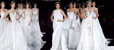 ¿Te perdiste el desfile de Pronovias 2017 Fashion Show? Te contamos todos los detalles
