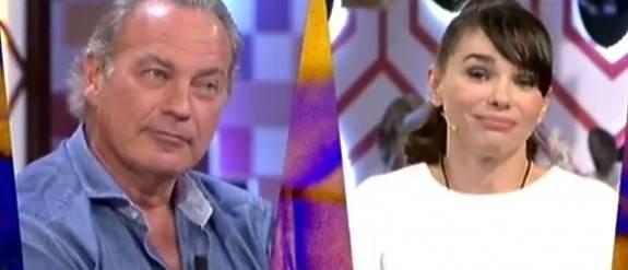 Beatriz Montañez paga su apuesta con Bertín Osborne