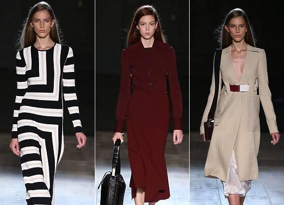 Victoria Beckham, estilo safari y minimalista