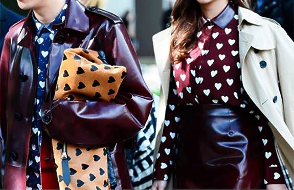 Burdeos, el color de moda para este otoño