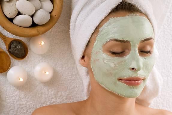 Tratamiento con mascarilla | Foto: Salon y Spa