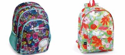 Complementos y mochilas escolares primavera 2017