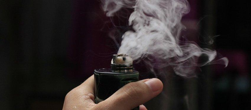 El cigarro electrónico o el vaper
