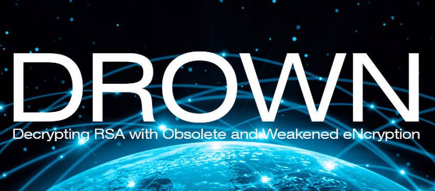 Vulnerabilidad DROWN, una nueva amenaza SSL