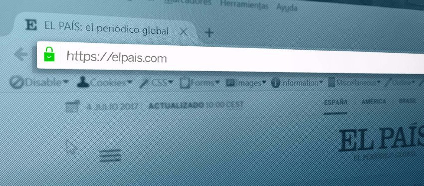 El estudio publicado por Redalia, punto de inflexión para que El País migre a https
