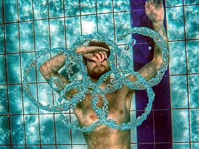 Ir sobrado nadando, nivel pro